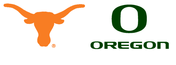 Texas vs. Oregon